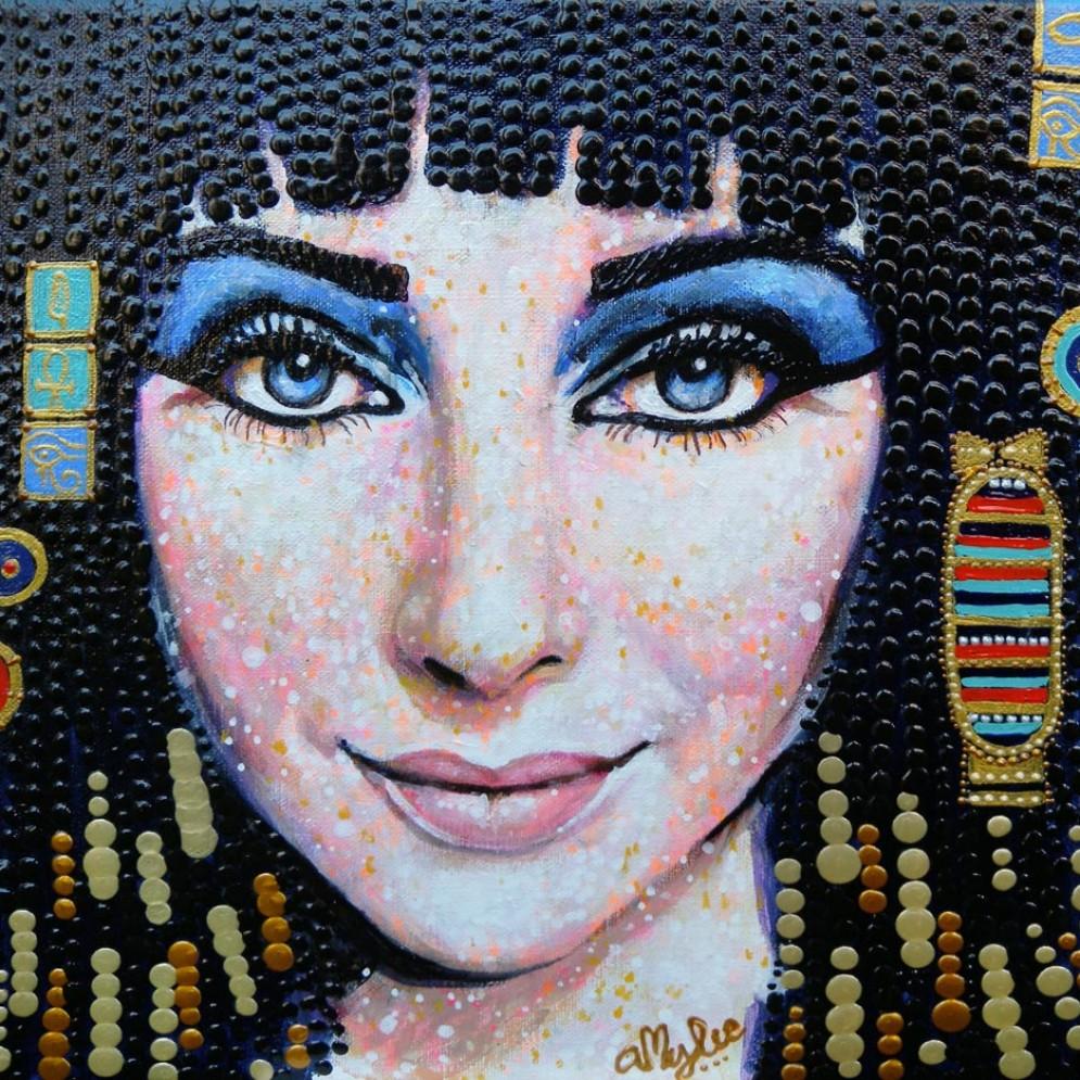 Cleopatra (30x30x2cm)