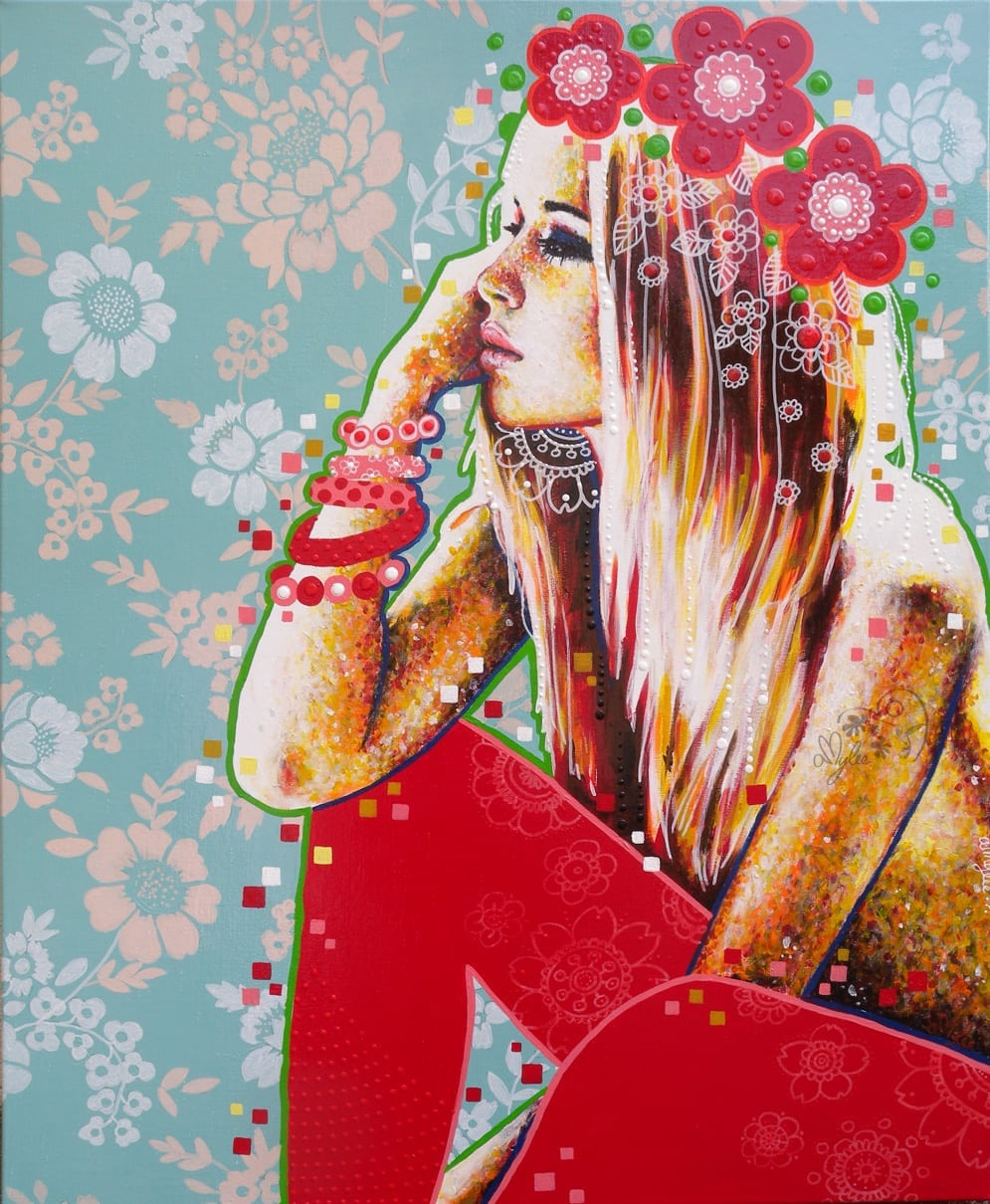Hippy Chic (SOLD)