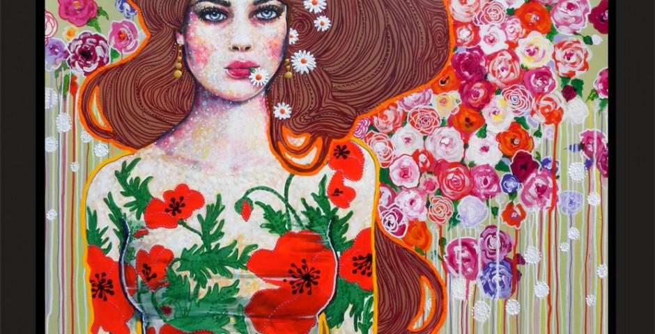 Yulia (Print/Wood)