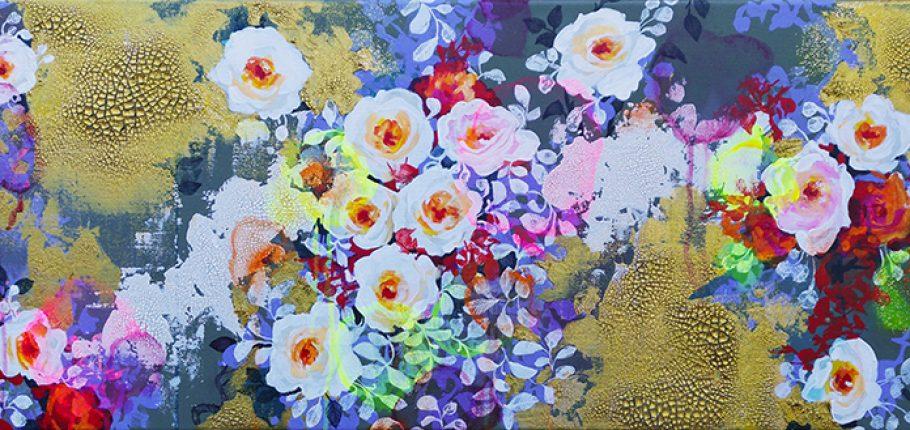 Flourish – 120 x 40 cm