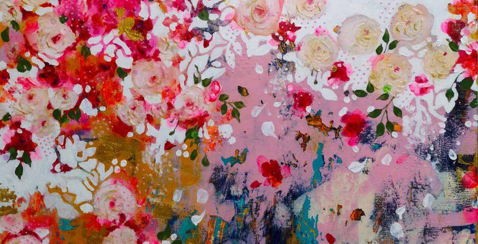 Roses Entertainment - 80x80 cm
