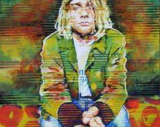 Picture Of Kurt - 80x60 cm